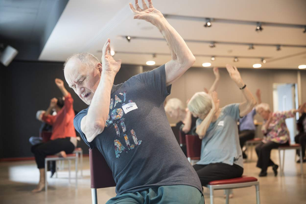 The Ageless Quality of Dance: Challenging Perceptions of What People Can Achieve in Later Life