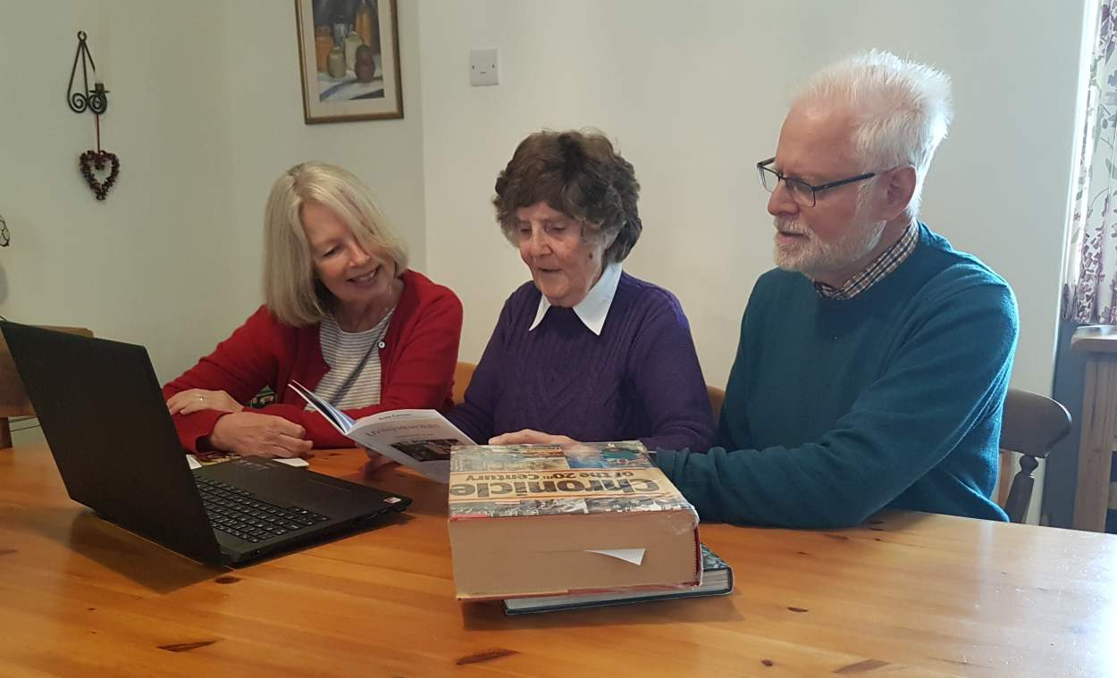 Looking Back Together: Transforming Reminiscence for Older People and Those Living with Dementia