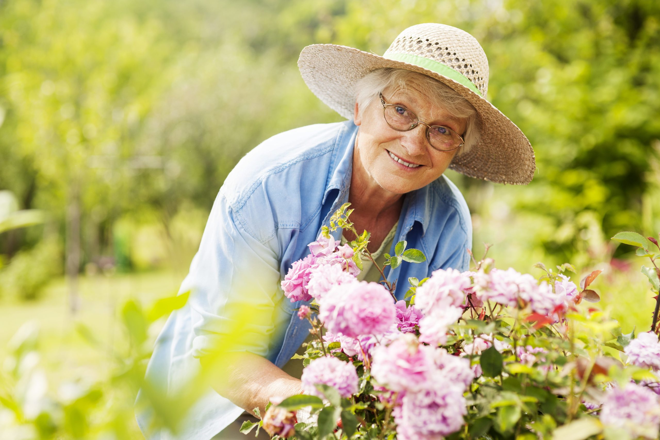 Dementia-Friendly Gardens: How Gardens Can Provide Wellbeing for Those With Dementia