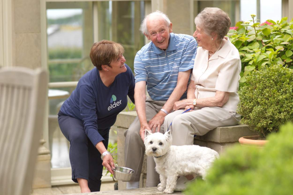Live-in Care Boom Boosts Later Life Choices