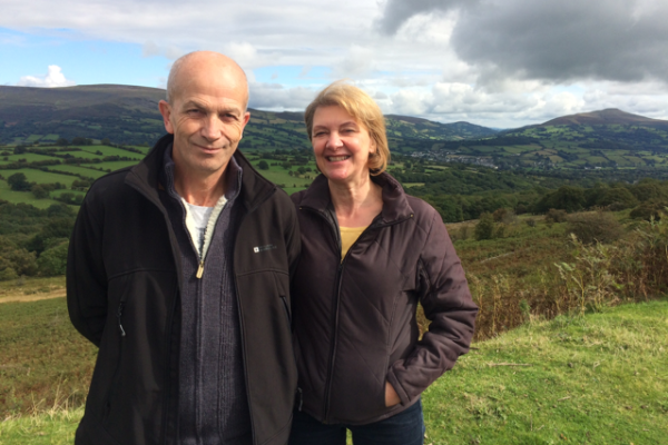 Living With Dementia: An Interview with Chris Roberts and his Wife Jayne