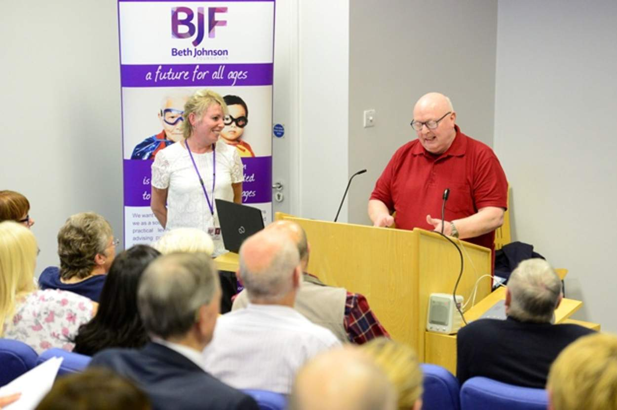 Ageing Well: Creating an Age Friendly UK with the Beth Johnson Foundation