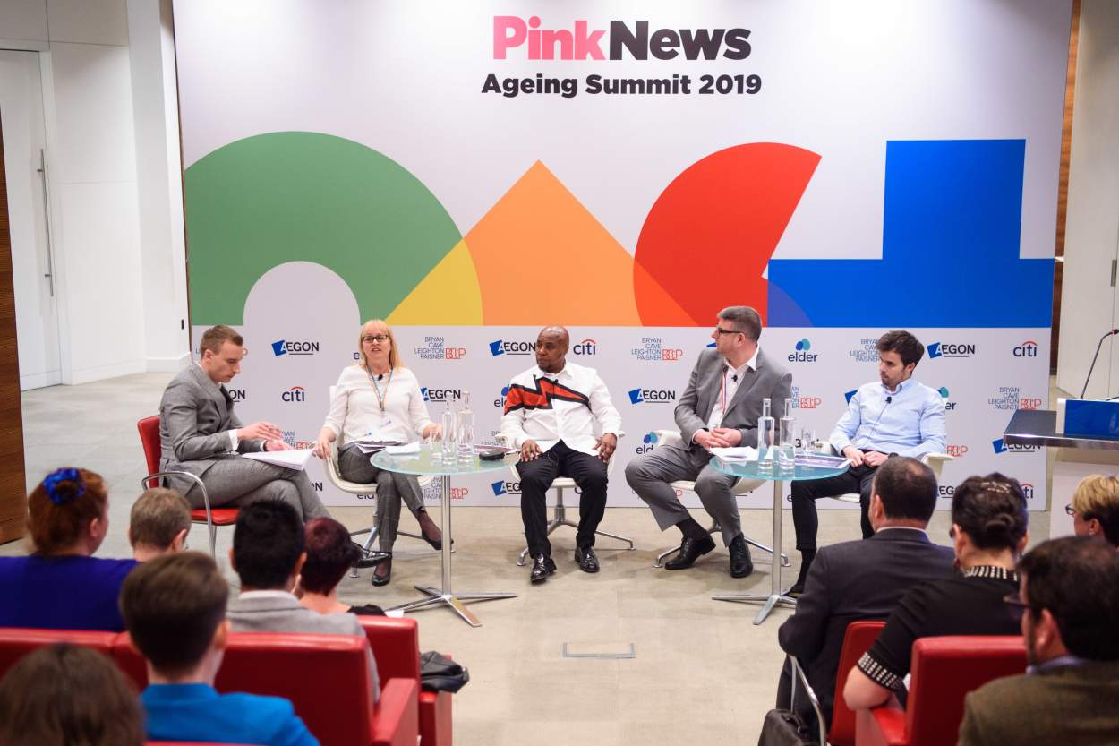 Why The PinkNews Ageing Summit Is So Important
