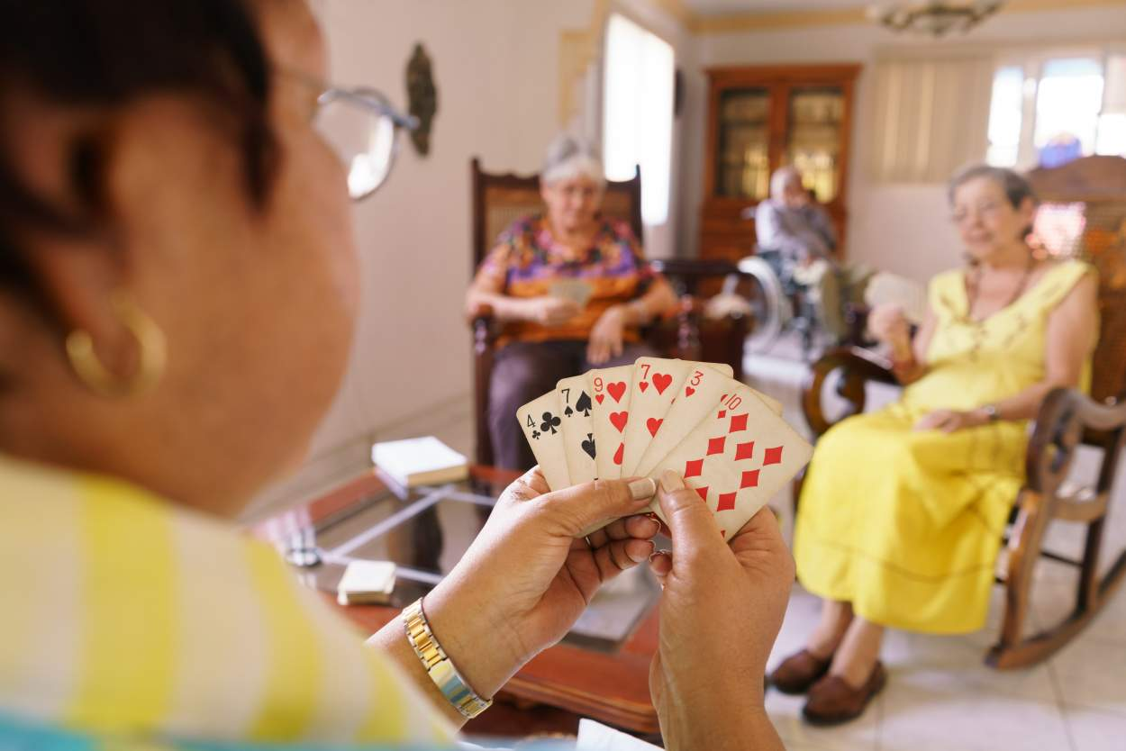 Improve Memory and Mental Health: 25 Brain Games for the Elderly