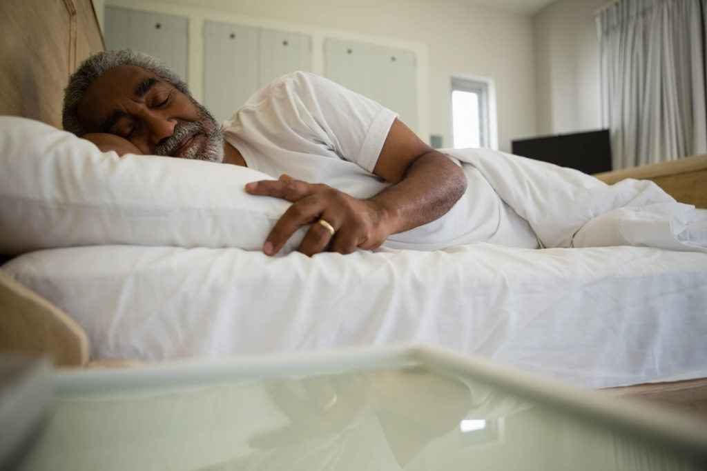 Elder, how loneliness can change sleeping patterns in the elderly